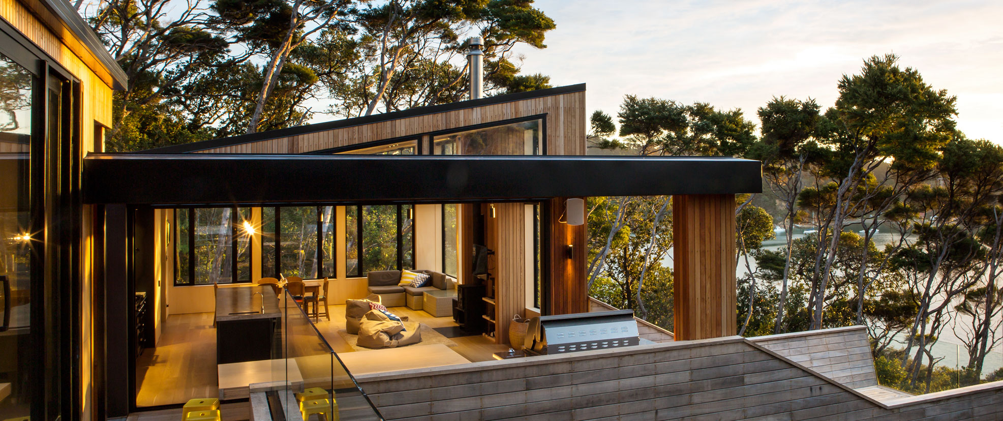 Kawau House; Architect: Tim Dorrington; Photographer: Emma-Jane Hertherington