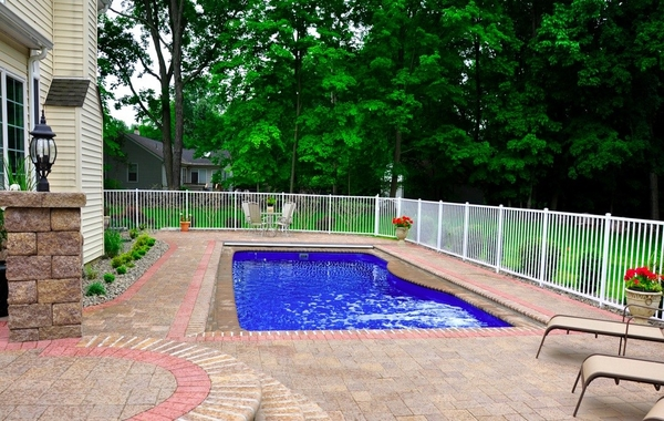 Swimming pools archives building guide house design for Pool design hamilton