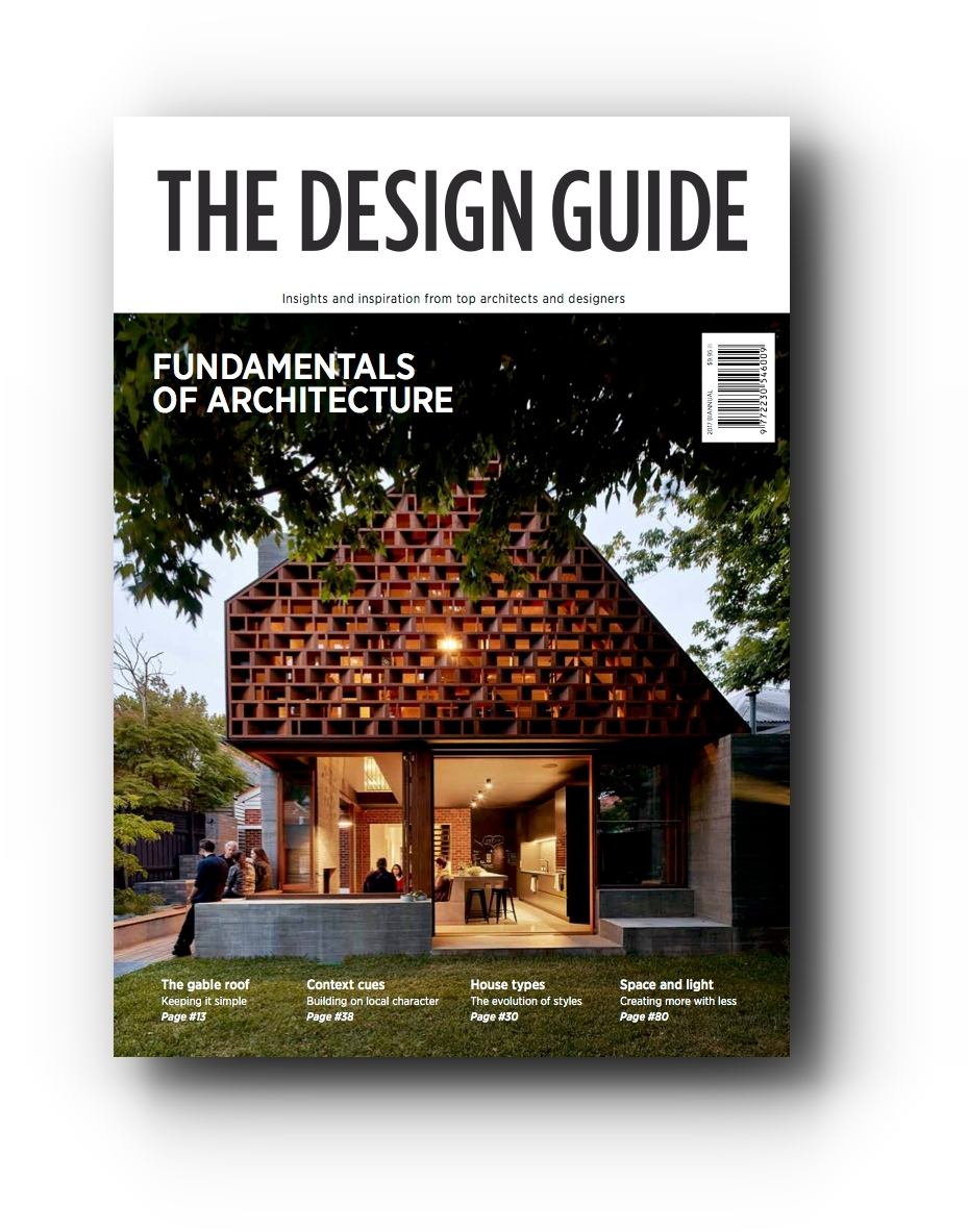 2017-1 The Design Guide Fundamentals of Architecture