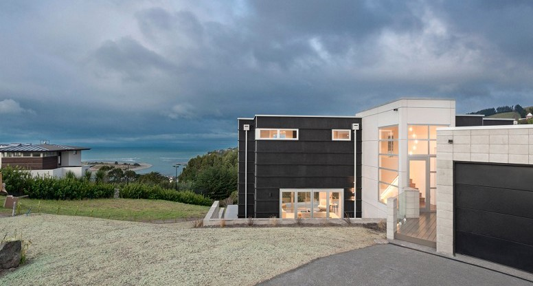Architecture christchurch energy efficient home best for Christchurch architecture firms