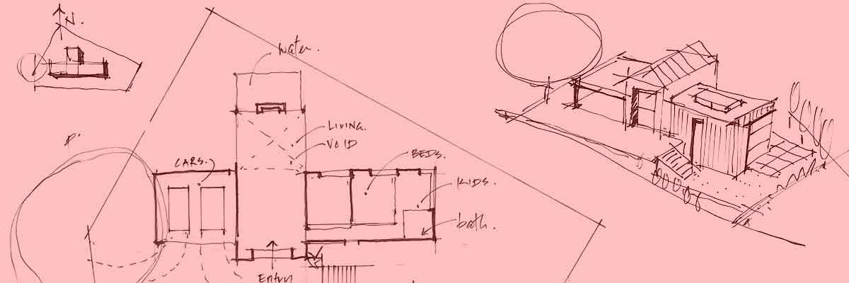 Sketch by Jessop Architects